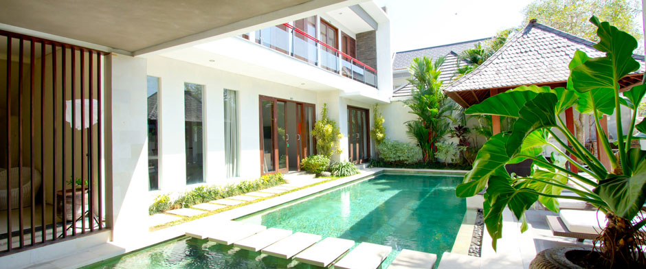 Apple Villa & Apartment Kerobokan Canggu