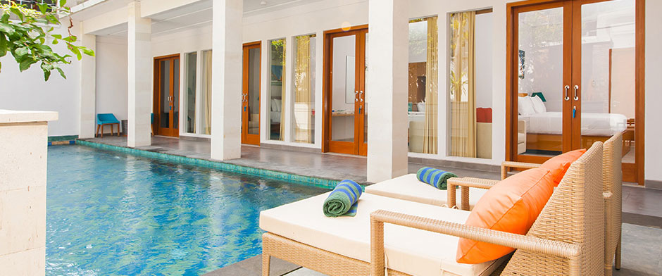 Apple Villa, Studio & Spa Seminyak